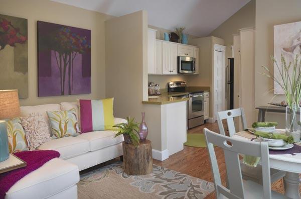 Уютный и практичный дом