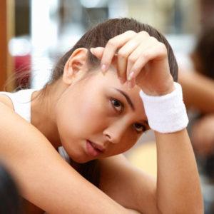 5 признаков, что вы переусердствовали с занятиями фитнесом