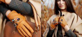 Осенние аксессуары — стильные акценты