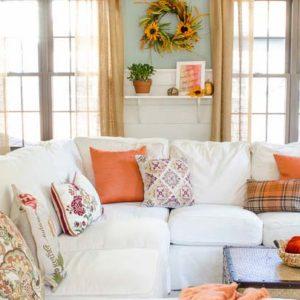 10 секретов домашнего осеннего уюта