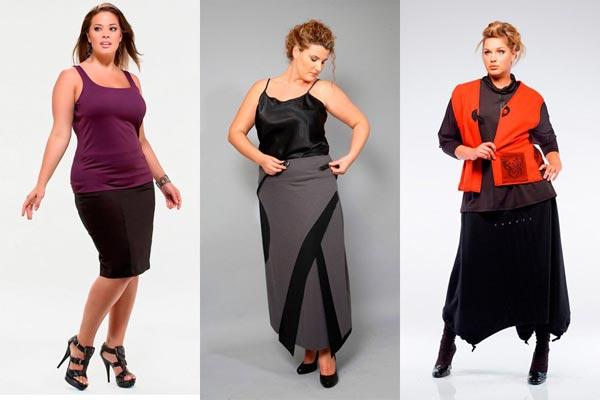Фасоны для полных женщин с животом возраст 50 лет