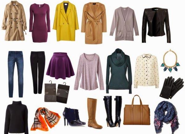 Осенняя одежда