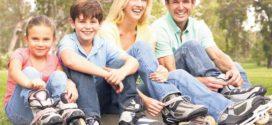 Семья и спорт. Единство во всем