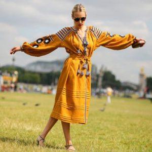 Возвращение вещей Handmade в образы модниц