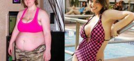 9 советов для потери веса от женщины, похудевшей на 68 кг