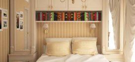 Какую мебель выбрать для маленькой спальни?