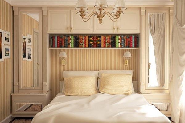 какую мебель выбрать для маленькой спальни гармония жизни