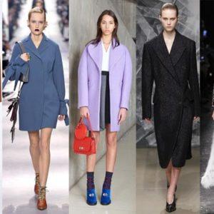 Модные женские пальто осень-зима 2016-2017