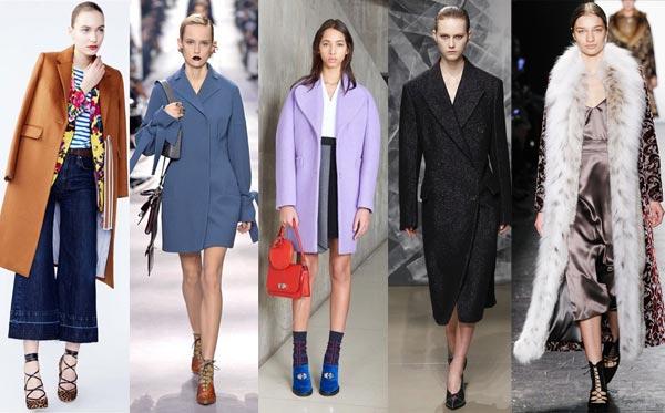 30a71981944 Модные женские пальто осень-зима 2016-2017