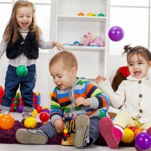 Игрушки для детей дошкольного возраста