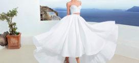 Платье для невысокой невесты