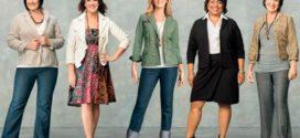 Стиль одежды для тех, кто старше сорока