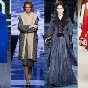 Тренды новых коллекций верхней одежды сезона осень-зима и их тенденции