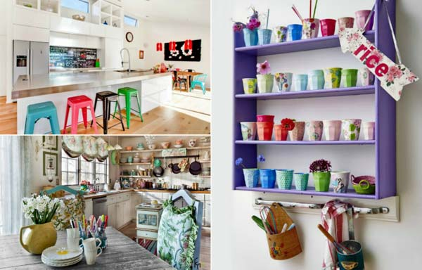 Предметы интерьера, которые сделают дом ярче и оригинальнее (фото)