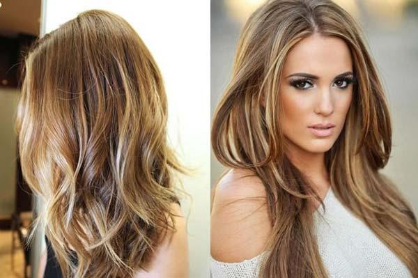 Современные тенденции в окрашивании волос