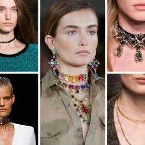 Женские украшения: модные тенденции сезона осень-зима 2016-2017