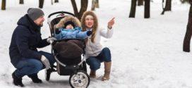 Выбираем детские коляски и люльки
