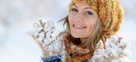 Зима — не лучшее время для похудения