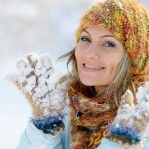 Зима - не лучшее время для похудения
