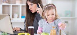 Как женщине совмещать работу и семью?