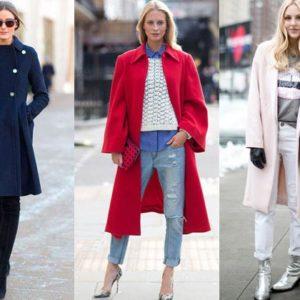 Модные пальто сезона весна 2017