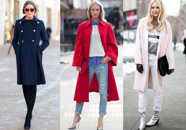 Мода весна 2017 пальто