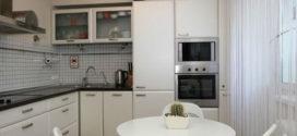 4 этапа обустройства маленькой кухни
