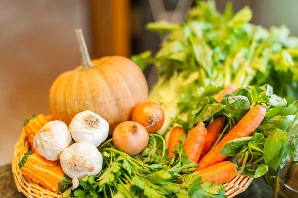 Осенние овощи на страже здоровья