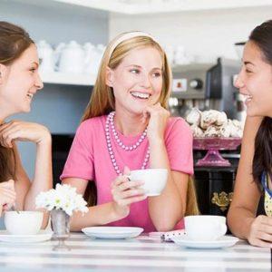 Три основных типа женщин