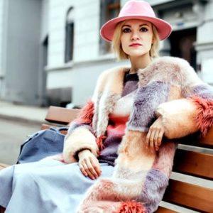 Женская уличная мода 2017