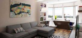 7 секретов оформления маленькой квартиры