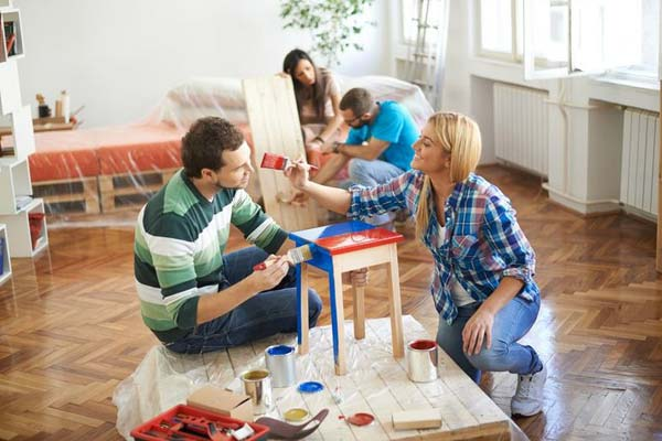 Как экономно преобразить жилье?