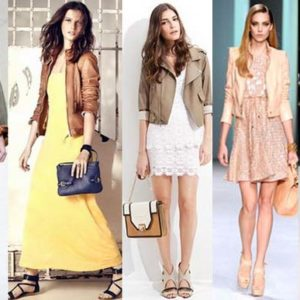 Как выбрать куртку по цвету