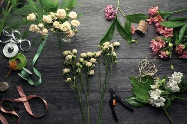 Какие цветы гармонично сочетаются в одном букете?