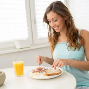 Каким должен быть правильный завтрак?