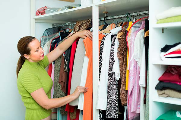 16 советов, которые помогут навести порядок в шкафу