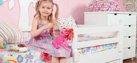 Элегантная и изящная мебель для девочек