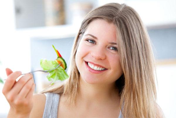 Особенности диеты для 20-летних