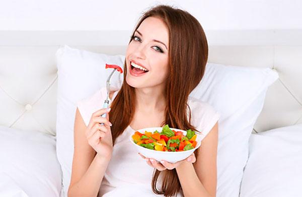Особенности диеты для 30-летних