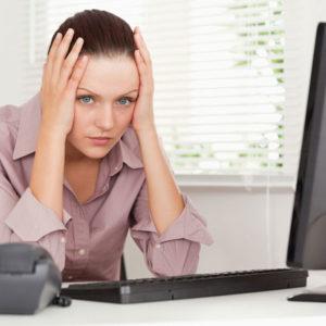 Чем вредна для организма офисная работа?