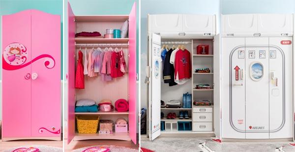 Как правильно выбрать детский шкаф для одежды