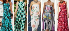 Модные сарафаны 2017
