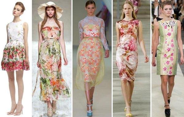 Модные тренды лето 2017