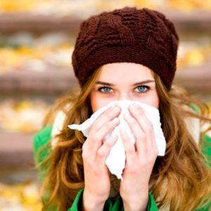 Советы по макияжу при простуде