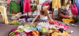 Как правильно проводить уборку в шкафу