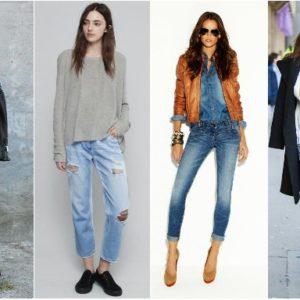 Выбираем модные джинсы 2017: 6 основных моделей