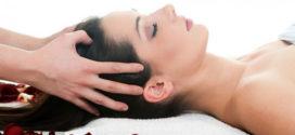 Как правильно делать массаж головы?