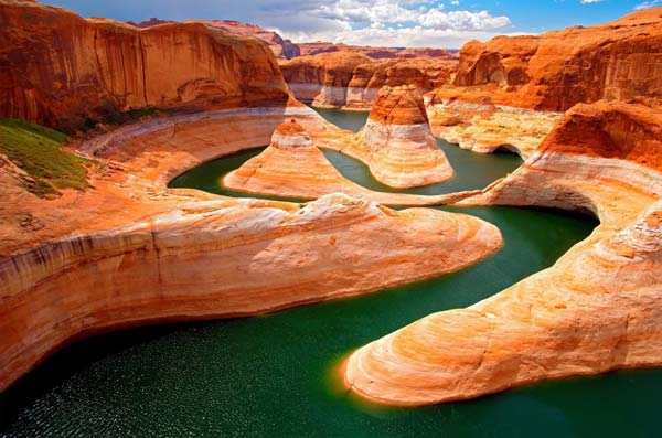 Очень красивые места на земле