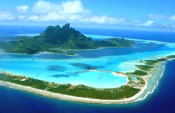 8 красивых места на земле