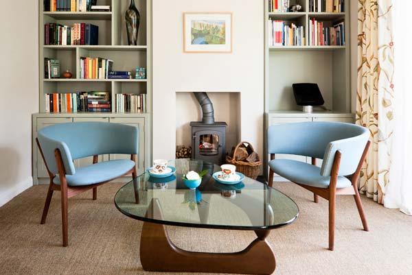 10 способов создания в доме уютной атмосферы 50-х